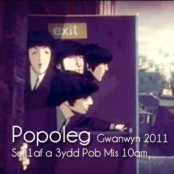 Rhys Llwyd (Popoleg – Rhan 2) – AM, 01.05.2011